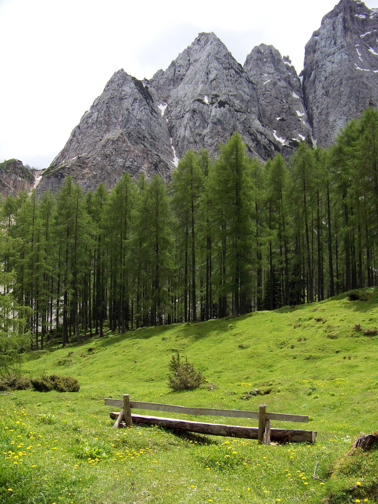 Busreis Kranjska Gora Julische Alpen