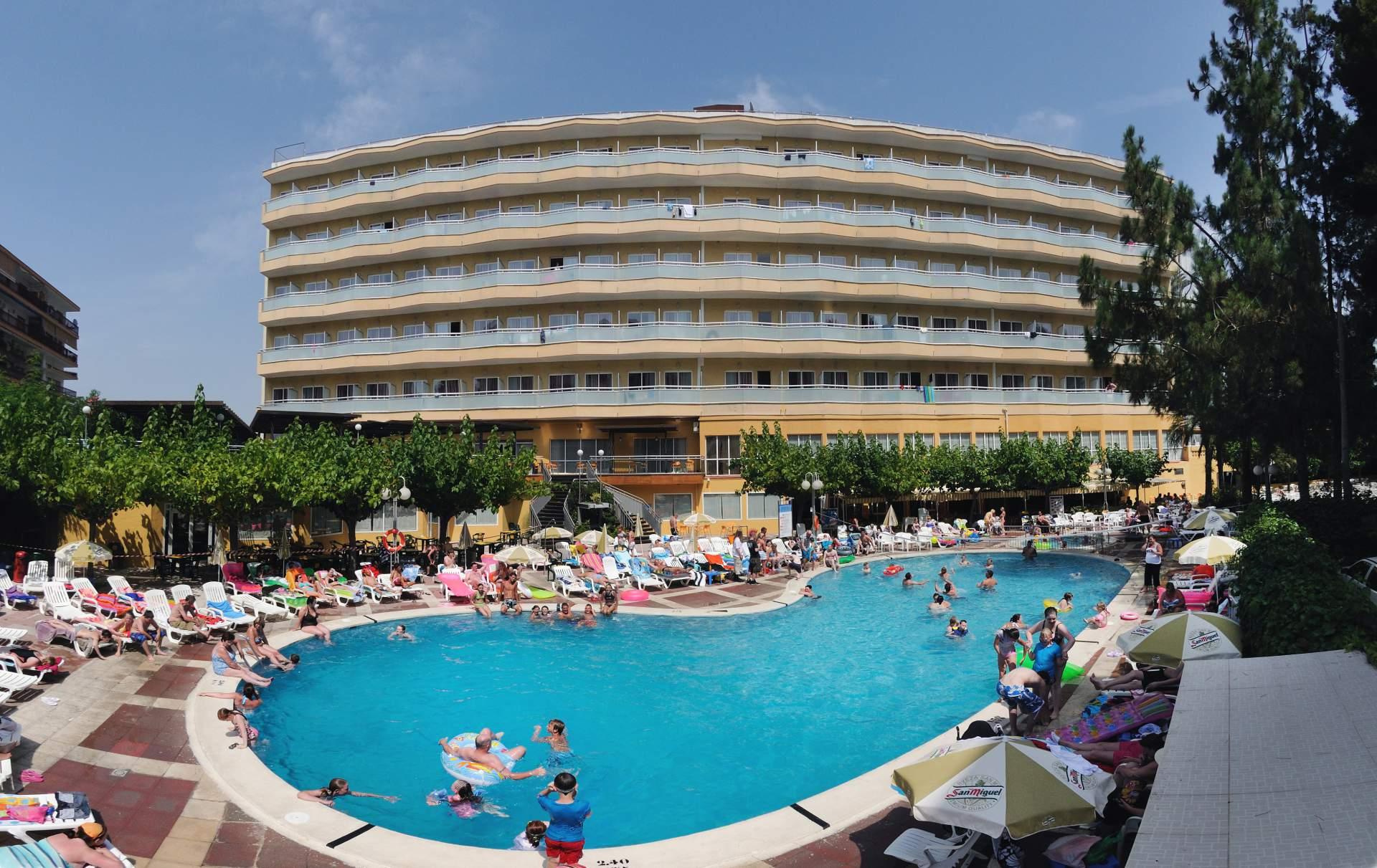 Salou - Hotel Calypso