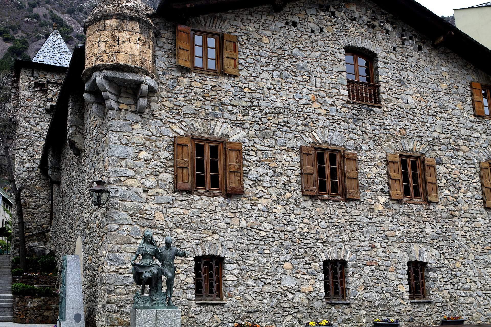Busreis Andorra