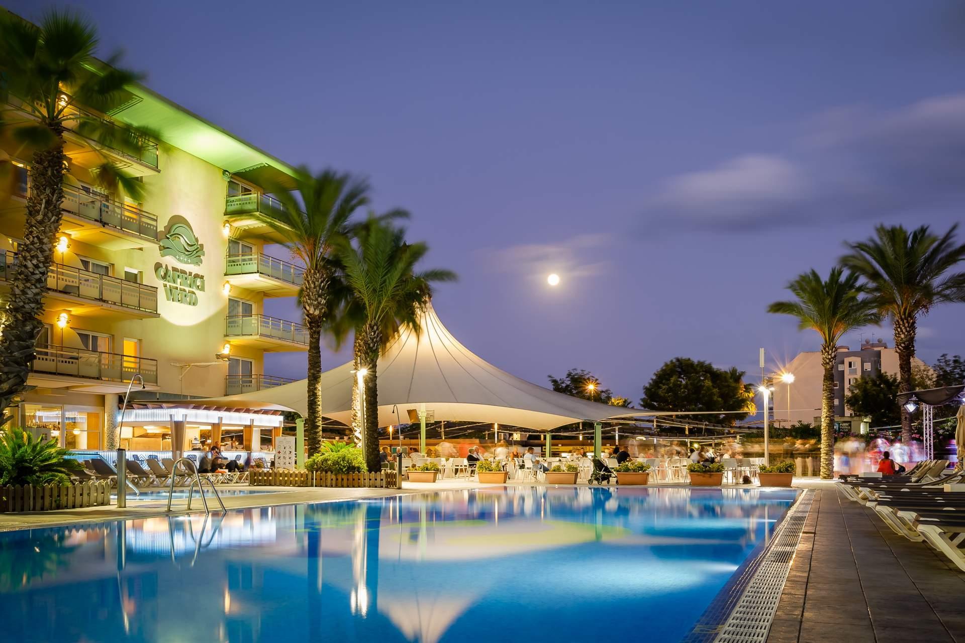 Santa Susanna -  Hotel Alegria Caprici Verd